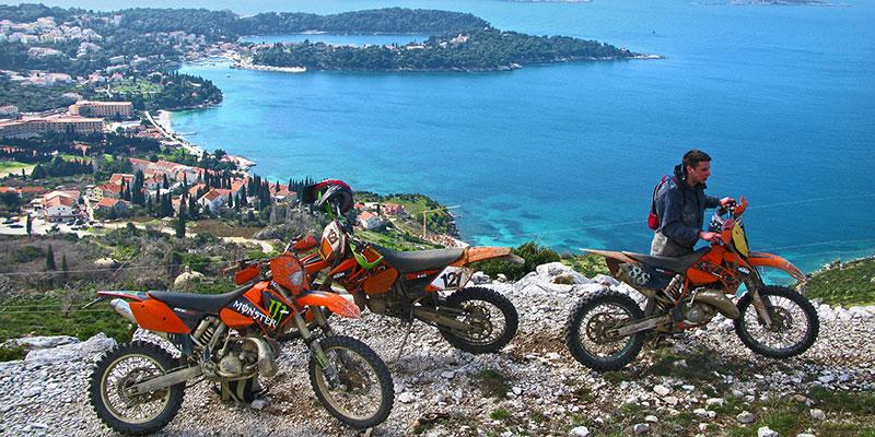 Enduro Tour Konavle Dubrovnik Croatia